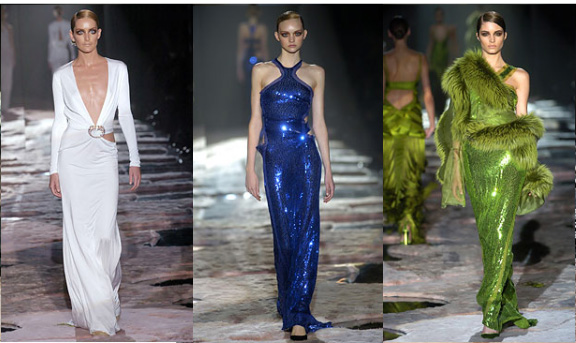6d606d912 Tom Ford's final collection for Gucci 2004.